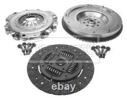 Dual to Solid Flywheel Clutch Conversion Kit fits MERCEDES VITO 638 2.2D Set B&B