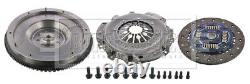 Dual to Solid Flywheel Clutch Conversion Kit fits MERCEDES VITO W639 2.2D Set