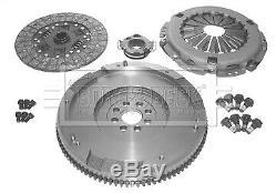Dual to Solid Flywheel Clutch Conversion Kit fits TOYOTA RAV-4 CLA2 2.0D 1CD-FTV