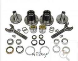 Dynatrac Hub Conversion Kit, Warn Hubs, Coarse Studs Fits 99-04 Ford F250/350