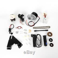 E-BIKE Conversion Kit 24/36V 250W Electric Bicycle Motor Set Fit 22''-29'' Bike