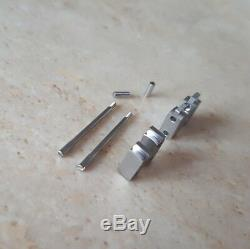 End link fit Audemars piguet royak oak 41mm model. Leather straps conversion kit