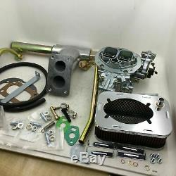 FAJS carb conversion kit for VW Bug Bus single port heads fit Type1 Beetle Type2