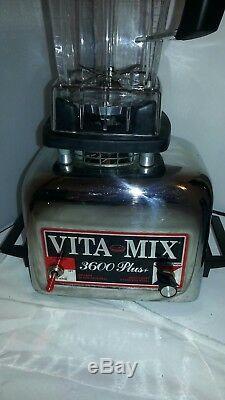 FITS VITAMIX 4000 /3600 PLUS CONVERSION KIT(BPA FREE) 64oz CONTAINER EASY SET UP