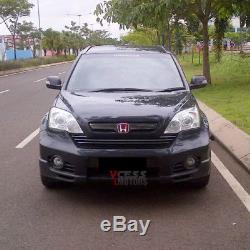 Fit 07-09 Honda CRV CR-V Front & Rear Bumper Full Bodykit Conversion Kit PP