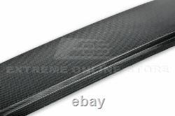 Fit 14-19 Chevy C7 Corvette Coupe Carbon Fiber Top Roof Targa Bar Halo Cover