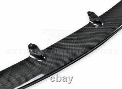 Fit 16-Up Lexus GS Lexon Style Carbon Fiber Front Bumper Lower Lip Splitter Kit