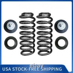 Fit For 2007-2012 BMW X5 E70 Rear Suspension Air to Coil Spring Conversion Kit