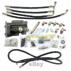Fit Hitachi EX100-2 EX120-2 Conversion Kit Hydraulic Pump Parts 3 month warranty