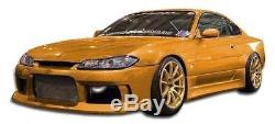 Fit Nissan 240SX 89-94 Body Kit Duraflex Silvia S15 M-1 Sport Conversion Kit