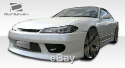 Fit Nissan 240SX 89-94 Body Kit Duraflex Silvia S15 V-Speed Conversion Kit