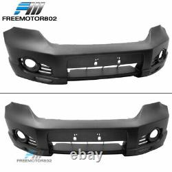 Fits 07-09 Honda CRV CR-V MD Style Front Bumper Conversion Replacement PP