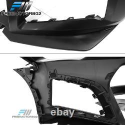 Fits 14-15 Camaro ZL1 Front Bumper Conversion DRL Turn Signal Fog Light