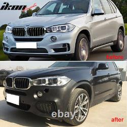 Fits 14-17 BMW F15 X5 MT Complete Kit Full Conversion Unpainted PP