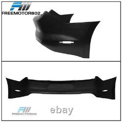 Fits 15-17 Ford Mustang Rear Bumper Conversion Cover PP