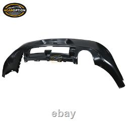 Fits 15-20 Dodge Charger Rear Bumper Conversion Cover Polypropylene PP