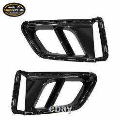 Fits 16-18 Chevrolet Camaro ZL1 Style Front Bumper Cover with Lip & Grille PP