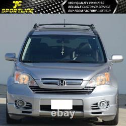 Fits 2007-2009 Honda CRV CR-V M Style Front Bumper Cover Bodykit Conversion PP