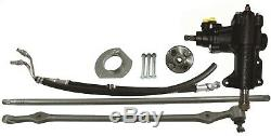 Fits 65-66 Mustang Borgeson 999023 Power Steering Conversion Kit
