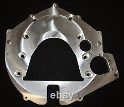 Fits 6BT 03+Cummins bell housing adapter plate/flexplate Allison conversion kit