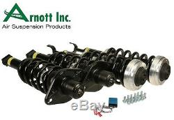 Fits Audi A6 Allroad Quattro Front Rear Coil Spring Conversion Kit Arnott C-2718