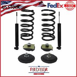 Fits BMW X5 E53 2000-06 Air Suspension to Coil Spring Conversion Kit With Shocks