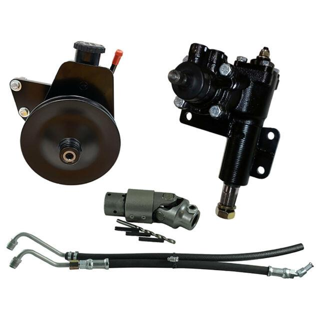 Fits Dodge Chrysler Plymouth 62-72 Borgeson 999063 Power Steering Conversion Kit
