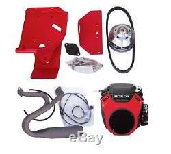 Fits EZGO Gas TXT Golf Cart 1994-2008 Honda GX630 20 hp Big Block Conversion Kit