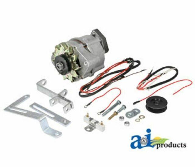 Fits Ford 8n 12 V Conversion Kit(side Mount Distributor)