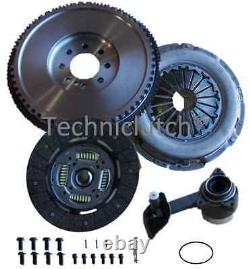 Fits Jaguarx Type 2.0 Td Flywheel Conversion Upgrade Kit With Clutch Kit And Csc
