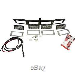 Fits John Deere 40, 30-50 4WD Series Tractor LED Hood Light Conversion Kit