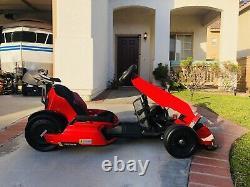 Fits Ninebot Gokart Pro Ferrari Style Red Edition Conversion Kit
