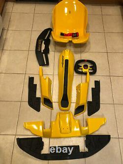 Fits Ninebot Gokart Pro Lamborghini Edition Conversion Kit