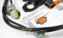 Fits Nissan skyline RB25 RB25DET ignition coil conversion r35 gtr harness kit