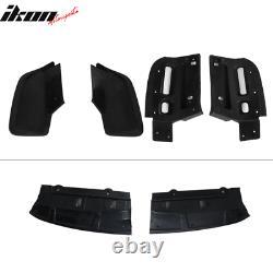 Fits X5 E70 11-13 PP Lci Model Front & Rear Bumper Lip Spoiler Kit 13Pcs PP