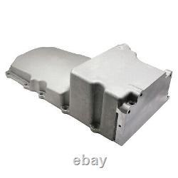 For GM LS1 LS6 LS2 LS3 Engines New LS Swap Retrofit Oil Pan Kit 302-1