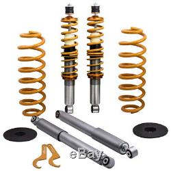 For Lincoln Navigator 4WD 1998-2002 Air to Coil Springs & Shocks Conversion Kit