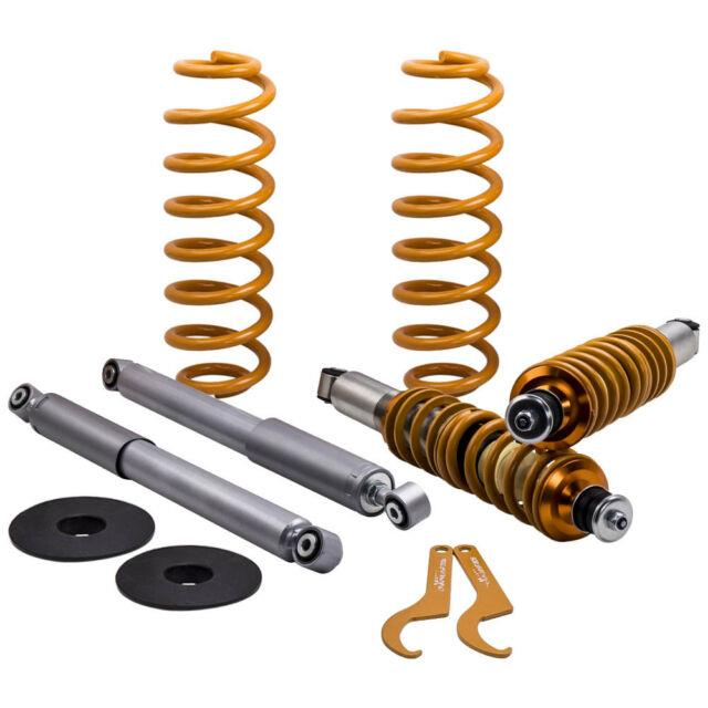 For Lincoln Navigator 4wd 98-02 4 Wheel Air To Coil Springs Shock Conversion Kit