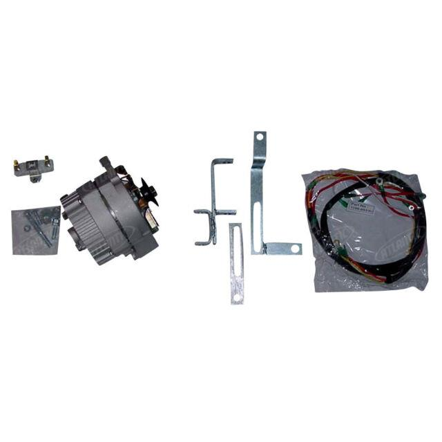 Ford Alternator Conversion Kit Fits 9n 8n 2n Withside Mount Distributor Akt0004