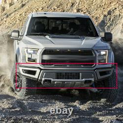 Front Bumper Body Kits Conversion Raptor Style Iron Fit For 2015-2017 Ford F150