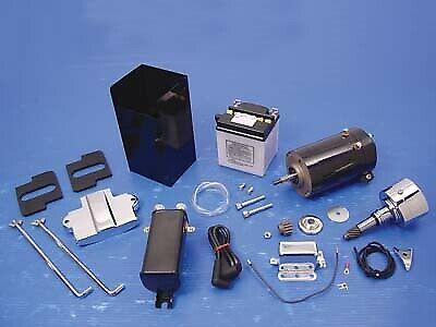 Generator 12 Volt Conversion Kit Fits Harley-davidson