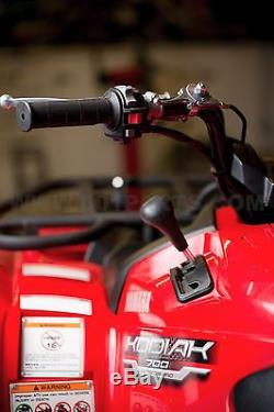 Grabber Full-Traction Differential Lock Conversion Kit Fits Yamaha Kodiak 700