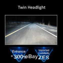H4 H/L (9003) LED Conversion Kit Quick-Fit GEN2 Headlight Globe Upgrade Kits