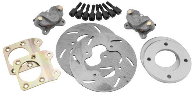 High Lifter Disc Brake Conversion Kit For Fits Honda Hlhondb-1