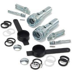 Hydraulic Conversion Kit Fits John Deere 3020, 3030, 3040, 3130, 3140, 4000