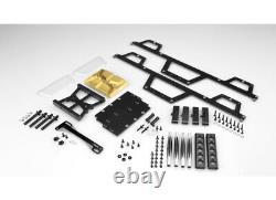 J Concepts Regulator Chassis Conversion Kit, fits Clod Buster 2813