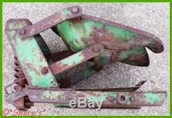 John Deere A G 50 60 720 Pan Seat Conversion Kit Fits Battery Box Tractors USA