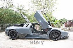 LP670 SV carbon fiber conversion full kit fit Lamborghini Murcielago Roadster