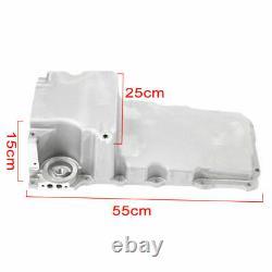 LS Swap Aluminum Oil Pan Retrofit Kit Low Profile For LS1 LS2 LS3 4.8 5.3 6.0 US
