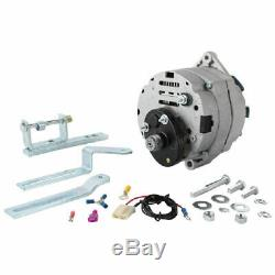 Made to Fit Ford Generator/Alt Conversion Kit 6 to 12V 2000 3000 4000 5000 7000